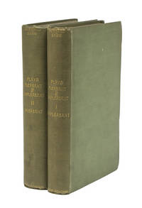 Plays: Pleasant and Unpleasant by  George Bernard Shaw - Signed First Edition - 1898 - from James Cummins Bookseller (SKU: 17345)