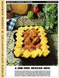 McCall's Cooking School Recipe Card: Chicken, Poultry 7 - Tamale Pie  (Replacement...