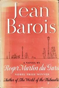 Jean Barois: A Novel