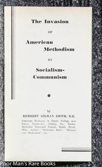 The Invasion Of American Methodism By Socialism-communism