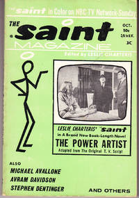 Saint Magazine Oct. 1967