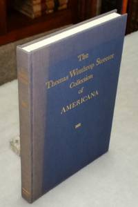The Celebrated Collection of Americana Formed By the Late Thomas Winthrop Streeter, Morristown...  Volume Six