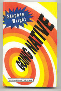 NY: Farrar Straus Giroux, 1993. Uncorrected proof of the first edition. Glossy pictoral wraps. Signe...