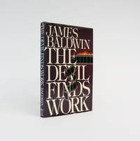 THE DEVIL FINDS WORK. An Essay. by  James: BALDWIN - First edition, first printing - from Lucius Books (SKU: 18392)