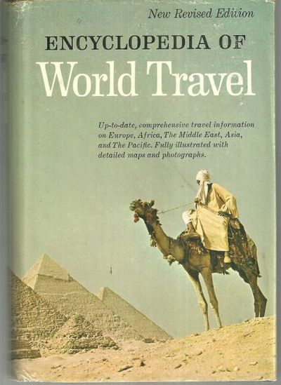 Image for ENCYCLOPEDIA OF WORLD TRAVEL Europe, Africa, the Middle East, Asia, the Pacific