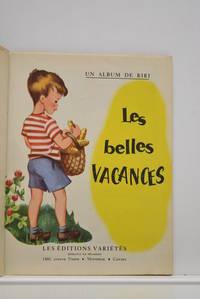 BELLES VACANCES (Les). Un album de Riri.