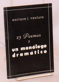 25 poemas y un monologo dramatico