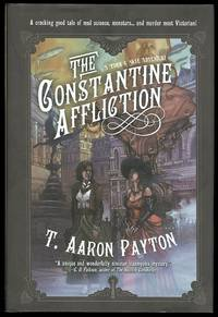 image of THE CONSTANTINE AFFLICTION.  A PIMM AND SKYE ADVENTURE.