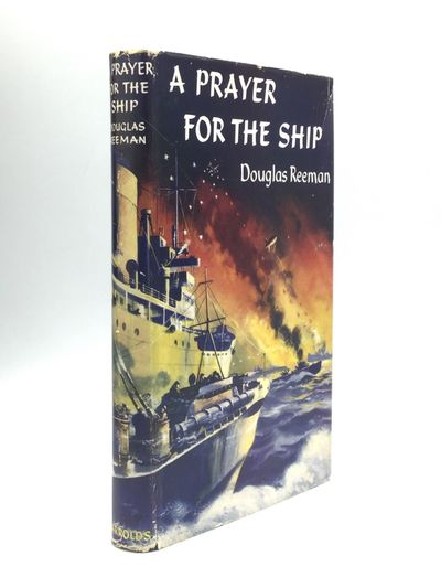 London: Jarrolds, 1958. First Edition. Hardcover. Very good/Very good. The author's debut novel. Ree...