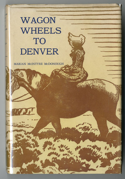 Denver: Golden Bell Press, 1960. Blue cloth. Illustrations by Manning De V. Lee. First edition. Dust...