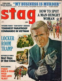 Stag: January 1967. Volume 18, Number 1.