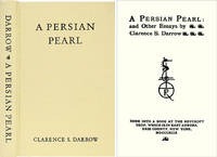 A Persian Pearl. And Other Essays