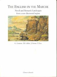 The English in the Marche.  Novels and Romantic Landscapes from a new-discovered region.