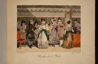 Intérior des Boutiques de Paris