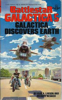 Battlestar Galactica 5: Galactica Discovers Earth