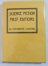 Science Fiction First Editions