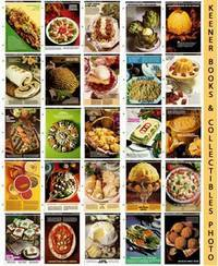 McCall's Recipe Cards Choice of 50 - Your Choice Of Any Fifty Cooking  School Cookbook Recipes (Replacement Recipages / Recipe Cards For 3-Ring  Binders)