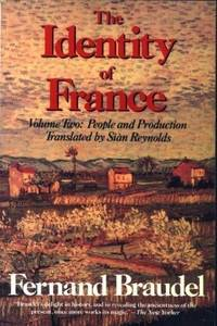 image of The Identity of France: People and Production Vol 2