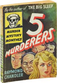 image of Five [5] Murderers (Vintage Paperback)