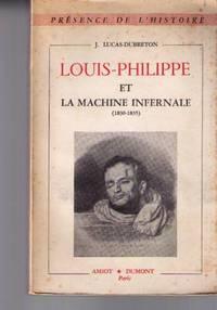 Louis philippe et la machine infernale