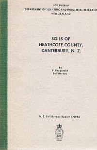 Soils Of Heathcote County, Canterbury, N.Z