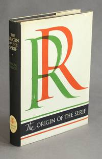 The origin of the serif. Brush writing & Roman letters