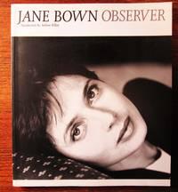 JANE BROWN:  OBSERVER