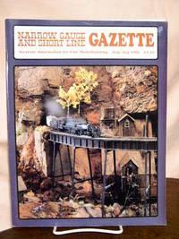 image of NARROW GAUGE AND SHORT LINE GAZETTE - JULY/AUGUST, 1986; VOLUME 12, NUMBER 3