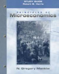 image of Principles of Microeconomics (Study Guide)