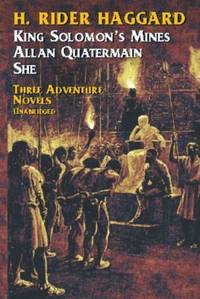 King Solomon's Mines, Allan Quatermain, She