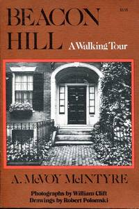 image of Beacon Hill: A Walking Tour