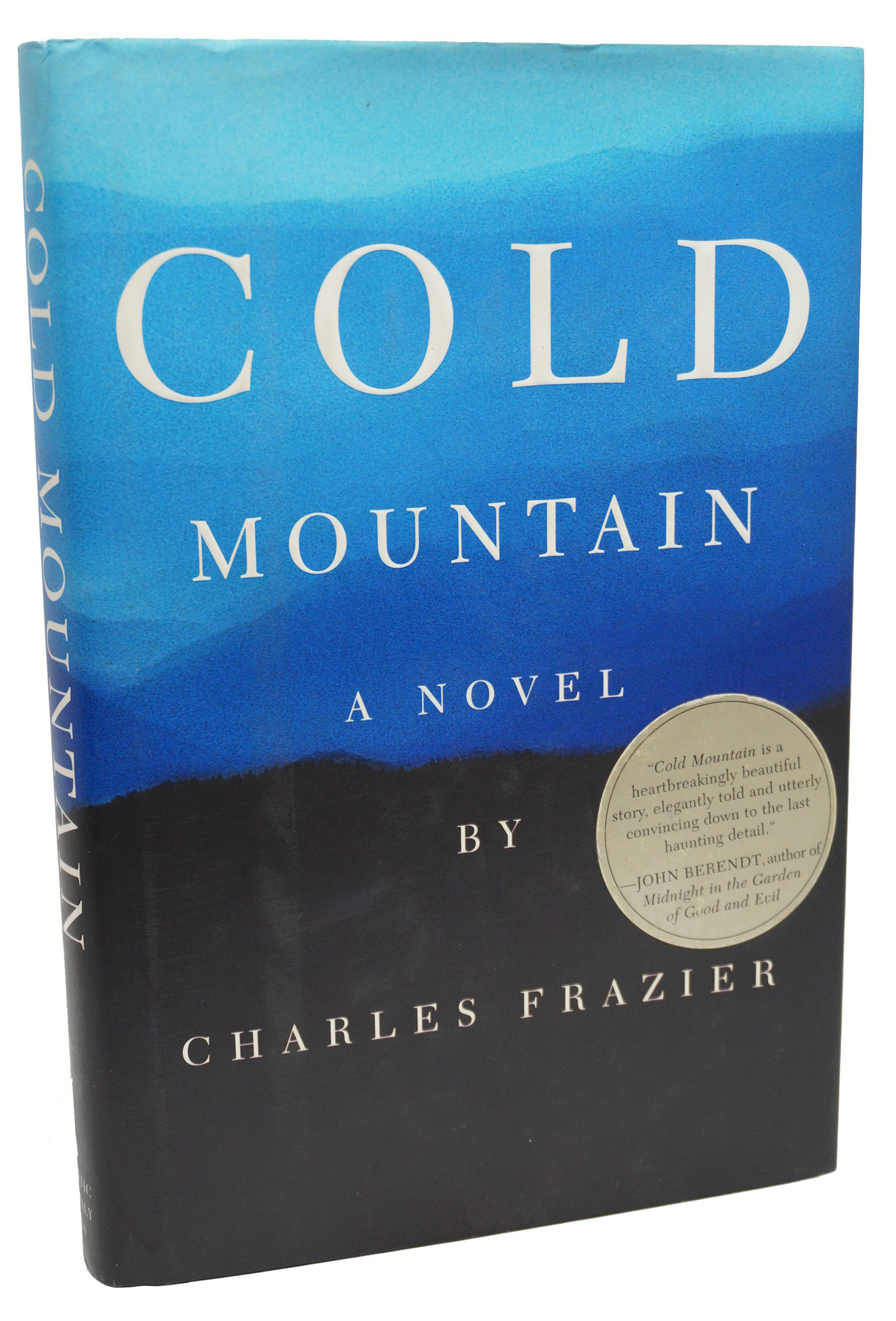 cold mountain by charles frazier essay A new novel of the civil war and its aftermath from the author of cold mountain by charles frazier fiction thirteen moons by charles frazier fiction.