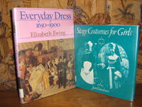 Everyday Dress 1650-1900-Stage Costumes for Girls by  Jean  Elizabeth-Greenhouse - 1st Edition - 1984 - from Brass DolphinBooks and Biblio.com