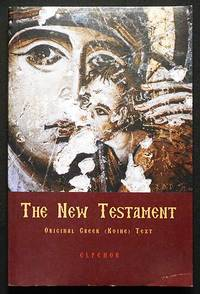 image of The New Testament of the Greek-Speaking Orthodox Churches: Original Greek (Koine) Text