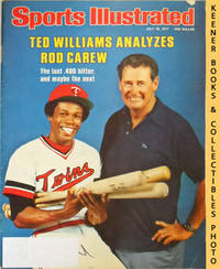 image of Sports Illustrated Magazine, July 18, 1977 (Vol 47, No. 3) : Ted Williams  Analyzes Rod Carew - The Last .400 Hitter, And Maybe The Next