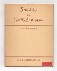 Friendship with South-East Asia. A Cultural Approach
