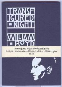 London: One Horse Press, 1995. First edition. Limited to 2000 numbered copies signed by Boyd. Illust...