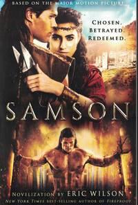 image of Samson Chosen, Betrayed, Redeemed