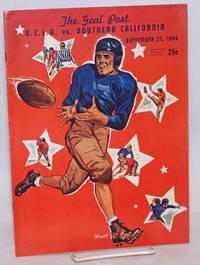 The Goal Post; U.C.L.A. [Bruins] vs. Southern California [Trojans], Los Angeles Memorial Coliseum, September 21, 1945