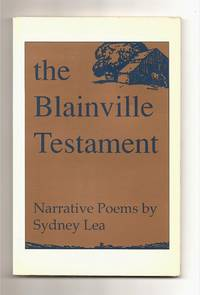 The Blainville Testament - SIGNED