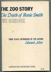 The Zoo Story, The Death of Bessie Smith, The Sandbox