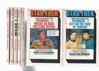 Star Trek Fotonovel Grouping:  City on Edge of Forever; Where No Man Has Gone Before; A Piece of...