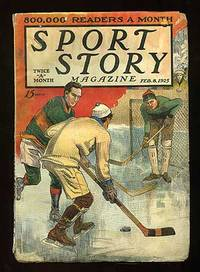 (Cover Story): New Shoes: A Hockey Story in Sport Story Magazine, February 8, 1925