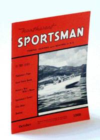 Northwest Sportsman Magazine - Fishing, Hunting and Boating in B.C., October [Oct.] 1960 - Beat the Tyee In His Pool