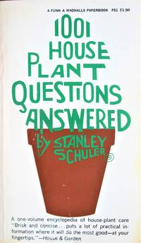 image of 1001 House Plant Questions Answered