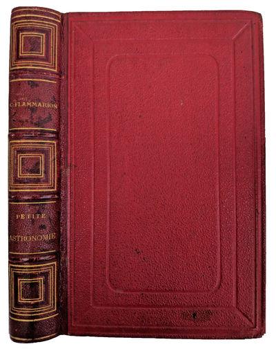 Paris:: Hachette, 1877., 1877. 2 volumes in 1. Sm. 8vo. , 219, ; , 254, pp. 2 frontis., folding map ...