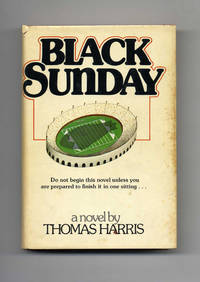 Black Sunday  - 1st Edition/1st Printing
