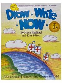 Draw, Write, Now: A Drawing and Handwriting Course for Kids - Christopher Columbus, Autumn...