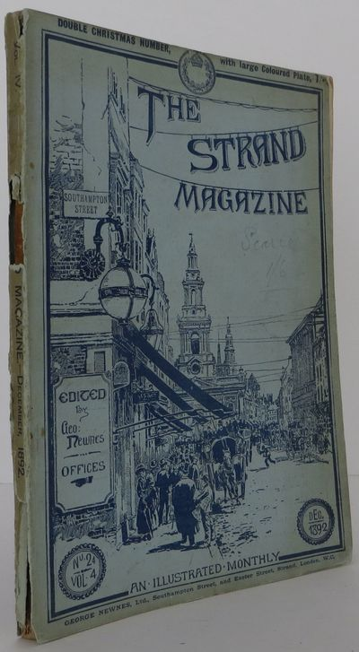 Strand Magazine, 1892. first. softcover. very good. The first appearance of this Sherlock Holmes sto...