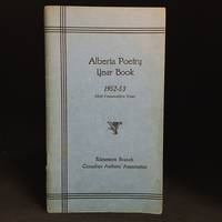Alberta Poetry Year Book; 1952-53; 23rd Consecutive Year